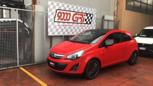 Opel Corsa 1.3 ctdi powered by 9000 Giri