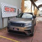 "Elaborazione Range Rover Velar 2.0 tdi ""Long distance"""