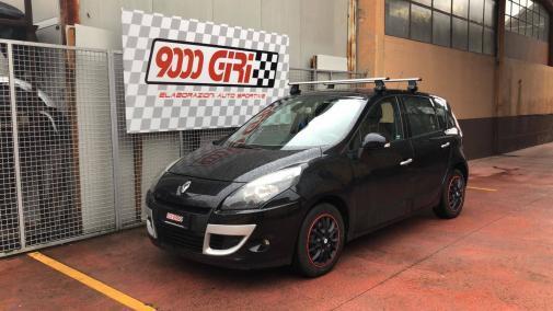 Renault Scenic X Mode powered by 9000 Giri