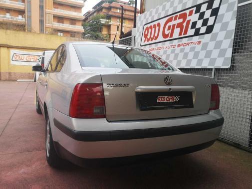 Vw Passat 2.0 tdi powered by 9000 Giri