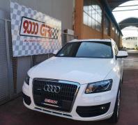 """Elaborazione Audi Q5 2.0 Tfsi """"Colpo grosso"""""""