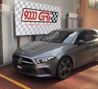 """Elaborazione Mercedes A250 tb W177 """"L'alternativa sostenibile"""""""