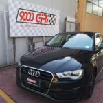 "Elaborazione Audi 2.0 tfsi Sportback ""Total black"""