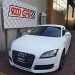 "Elaborazione Audi TT 2.0 Tfsi ""Rafa Nadal"""