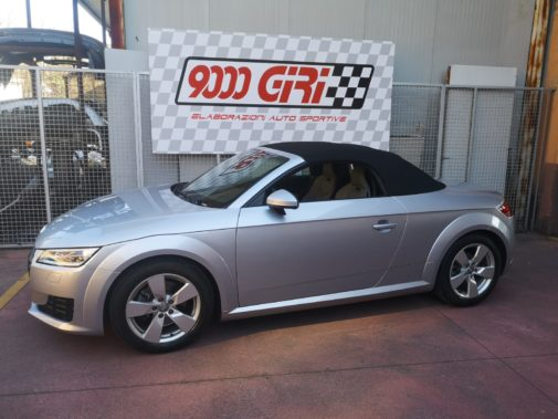 Auti TT 2.0 Tdi powered by 9000 Giri