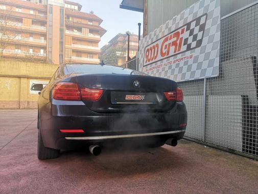 Bmw 335i powered by 9000 Giri