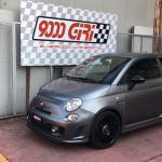 """Elaborazione Fiat 500 Abarth 1.4 tjet """"Nuova vita"""""""