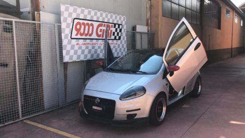 Fiat Grande Punto 1.4 16v powered by 9000 giri
