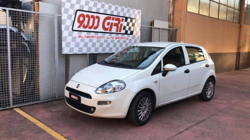 Fiat Punto 1.4 16v powered by 9000 Giri