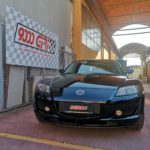 "Elaborazione Mazda Rx 8 ""The follower"""