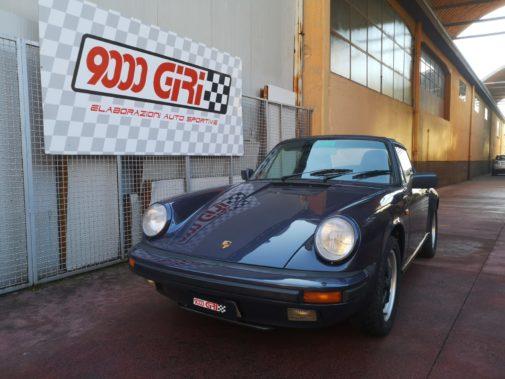 Porsche 911 Sc powered by 9000 Giri