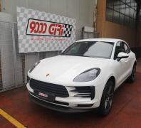 "Elaborazione Porsche Macan 2.0T ""Think positive"""