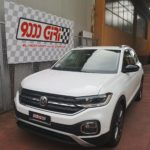 "Elaborazione Vw T Cross 1.0 3 cilindri ""Autentic dream"""