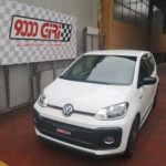 "Elaborazione Vw Up Gti ""Up & Down"""