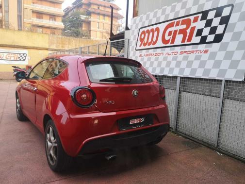 Alfa Mito 1.4 105cv powered by 9000 giri