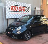 "Elaborazione Fiat 500 Abarth 1.4 Tjet ""Botton down"""