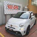 "Elaborazione Fiat 500 Abarth 1.4 Tjet ""Cloud"""