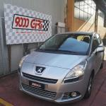 """Elaborazione Peugeot 5008 1.6 hdi """"Forza e virtù"""""""