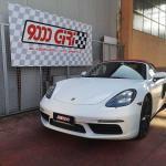 """Elaborazione Porsche Boxter 2.0 T 917 """"Major Legue"""""""