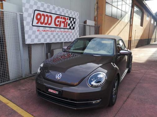 vw maggiolino 2.0 turbo powered by 9000 giri
