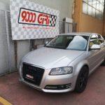 """Elaborazione Audi A3 2.0 tdi """"Long dream"""""""