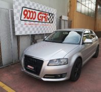 "Elaborazione Audi A3 2.0 tdi ""Long dream"""