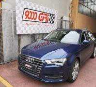 """Elaborazione Audi A3 2.0 tfsi quattro """"Virus letale"""""""