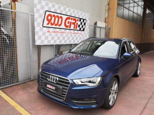 Audi A3 2.0 tfsi quattro powered by 9000 Giri