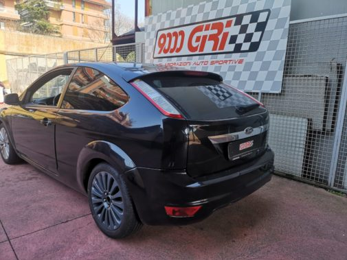 Ford Focus 1.6 tdci powered by 9000 Giri