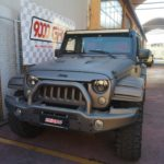 """Elaborazione Jeep Wrangler 2.8 crd """"Grand class"""""""
