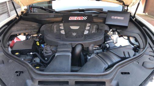 Maserati Levante 3.0 td powered by 9000 giri