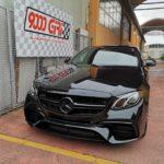 """Elaborazione Mercedes Benz E200 tb W213 """"Illusionista"""""""