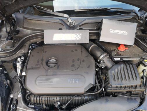 Mini Cooper S powered by 9000 Giri