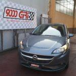"""Elaborazione Opel Corsa 1.0 turbo 3 cilindri """" Fabulosa"""""""