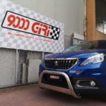 "Elaborazione Peugeot 2008 1.5 cdi ""Night fly"""