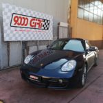 "Elaborazione Porsche Cayman 2.7 ""Sintesi perfetta"""
