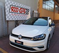 "Elaborazione Vw Golf 7.5 2.0 tdi ""Walking away"""