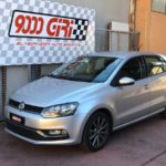 "Elaborazione Vw Polo 1.2 16v ""Solid rock"""