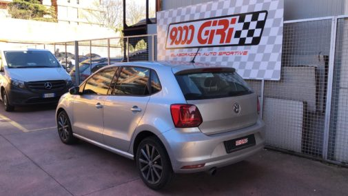 Vw Polo 1.2 Turbo powered by 9000 Giri