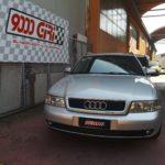 "Elaborazione Audi A4 1.8 Turbo ""Out of time"""