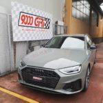 """Elaborazione Audi A4 Avant 3.0 tdi """"Tecnologica"""""""