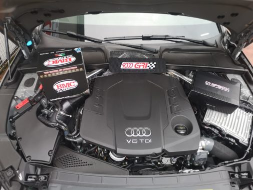 Audi A4 Avant 3.0 tdi powered by 9000 Giri
