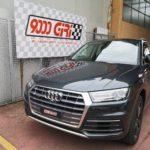 """Elaborazione Audi Q5 3.0 tdi """"The beast"""""""
