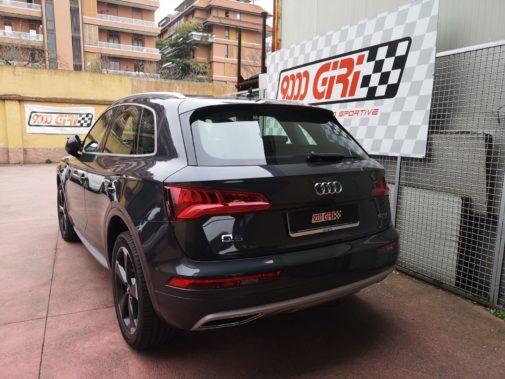 Audi Q5 3.0 tdi powered by 9000 giri