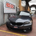 "Elaborazione Bmw 125d ""Simply mind"""