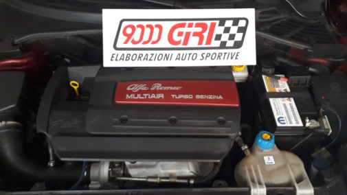Alfa Mito 1.4 tb powered by 9000 Giri