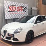 """Elaborazione Alfa Romeo Giulietta 1.750 tb """"La meta preferita"""""""