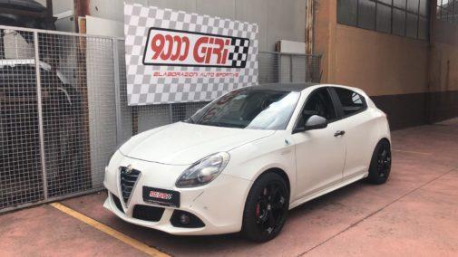 Alfa Romeo Giulietta 1.750 tb powered by 9000 Giri