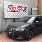 """Elaborazione Audi A1 1.4 tfsi """"Punto di partenza"""""""