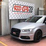 """Elaborazione Audi A3 1.4 Tsi """"Svalvolata"""""""